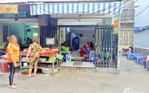 Bán nhà kinh doanh 2 mặt tiền hẻm xe hơi đường Dương Bá Trạc Phường 1 Quận 8