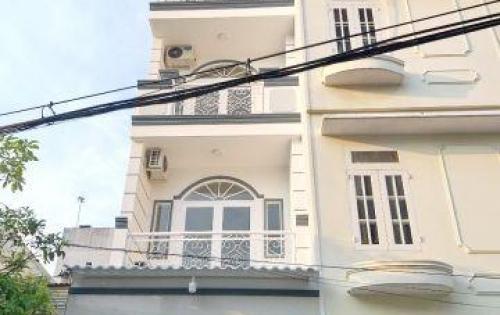 Bán nhà mặt tiền đường Nguyễn Đức Ngữ Phường 4 Quận 8