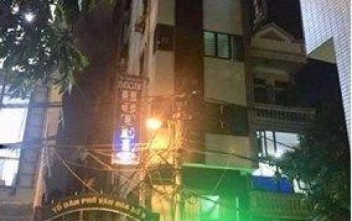 Bán khách sạn 8 tầng, Mặt tiền Phạm Thế Hiễn. Giá 7,1 tỷ.