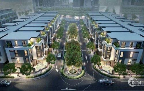 Nhà phố shophouse kinh doanh,nằm trong khu compuond lớn nhất quận 8 giá 6.000.000.000 đ