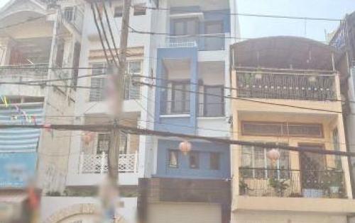 Bán nhà mới 3 lầu Quận 8 mặt tiền đường Hưng Phú Phường 8