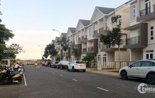 Biệt thự đơn lập Park Riverside Premium quận 9 chỉ còn 3 căn | OneEra.vn