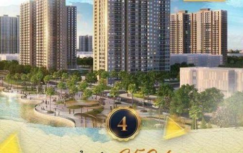 VINCITY GRAND PARK ĐẠI ĐÔ THỊ ĐẲNG CẤP SINGAPORE