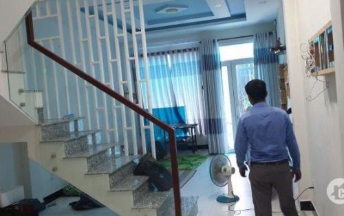Nhà 1 trệt 1 lầu mới xây, ngay đường  Lò Lu, Đông Tăng Long. DT 130m2, LH 0764734886 chính chủ