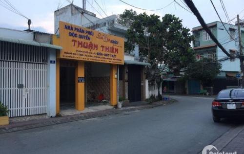 Cần bán nhà 1 trệt, 1 lửng MT đường số 6, P. Tăng Nhơn Phú B, Q. 9