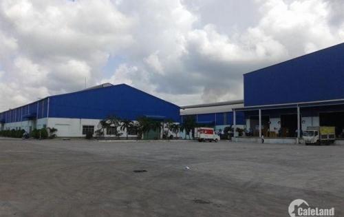 Bán gấp Xưởng mặt tiền đường Nguyễn Cửu Phú, đường Nhựa rộng 30m, 8.3x96m, gần KCN Tân Tạo.
