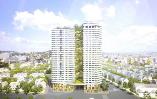 Căn hộ công nghệ xanh đầu tiên tại VN với 7 tầng sân vườn trên cao, chỉ 1.3tỷ/căn