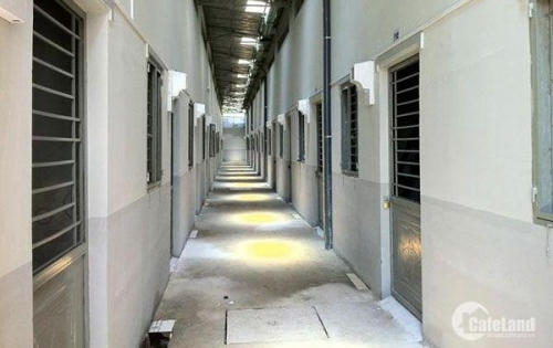 Bán dãy nhà trọ HXT 10m đổ nhựa,1sẹc Lê Đình Cẩn, 15.5 x 23m, 1 gác suốt,11 phòng + 1nhà cấp 4