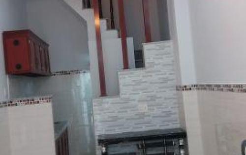 Nhà mới 3 lầu 1 trệt, Hồ Văn Long, P.Tân Tạo, Q.Bình Tân tiện để ở