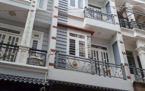 Bán Gấp nhà 3,5 tấm đường Lê Đình Cẩn Bình Tân