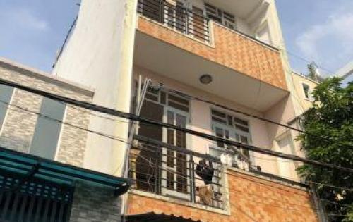 Bán nhà 2 lầu 2 mặt tiền hẻm xe hơi 276 Mã Lò quận Bình Tân-4.5x20m-6.2 tỷ