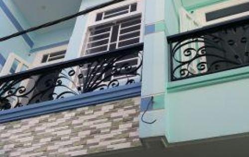 Nhà mới xây 956/1 Hương Lộ 2,Q.Bình Trị Đông, Bình Tân