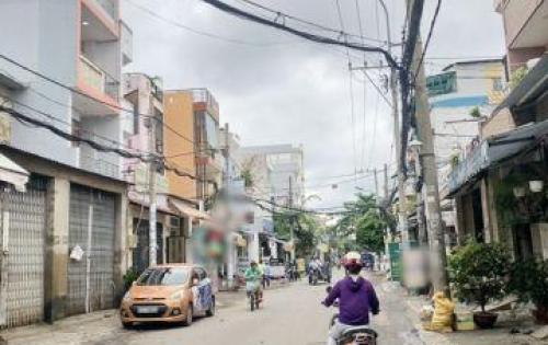Bán nhà (tiện xây mới) hẻm 63 Đất Mới quận Bình Tân