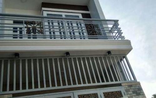 Nhà mới 100%, chuyển vào là ở, ngay chợ 100m, 1 trệt 2 lầu, SHCC, giá 1 tỷ 980