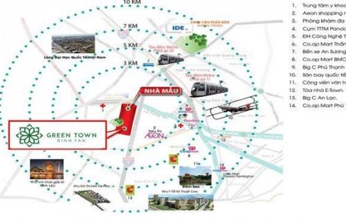 Mở bán 05 suất nội bộ căn hộ cao cấp, trung tâm, Q.Bình Tân