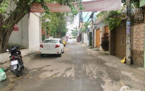 Cần bán nhà Phan Văn Trị hẻm xe tải, 60m2.