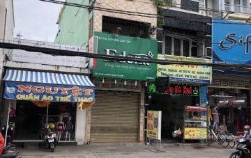 Mặt tiền đường Nguyễn Văn Nghi,P7. Ngay Ngã 5 Gò Vấp. Giá 10,5 tỷ. DT: 3.1x30 (90m2). 3 lầu. Tiện KD. LH 0931888328