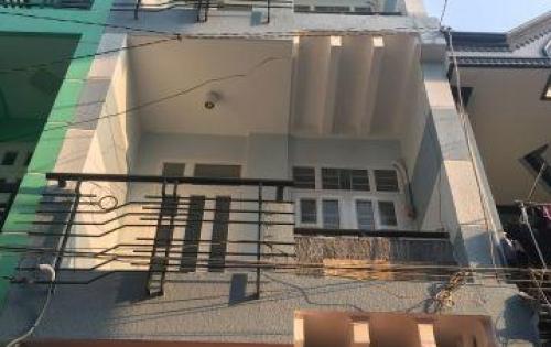 Bán nhà Hẻm xe hơi cắt đường Phạm Văn Chiêu, Gò Vấp,SHR, 4ty5 ,4pn , 3wc