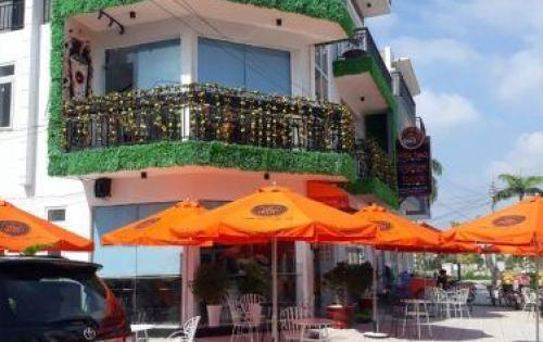 Cần bán gấp nhà 2 MTKD 2 tấm kinh doanh cafe thu nhập 45tr/tháng, 154m2, SHR