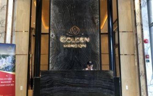Cần Bán Căn Hộ GOLDEN MANSION quận Phú Nhuận khu vực Sân Bay (găp Tài :0901793862)