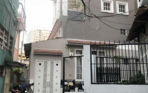 Bán nhà nguyên căn sổ đỏ chính chủ tại quận Phú Nhuận, TP. HCM.