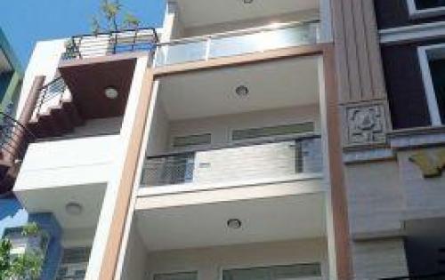 Cần bán nhà mới xây 4 Lầu sân thượng, Gara ôtô, HXH (8m). Đường Hồ Biểu Chánh,Q. PN,  Giá  9.1 tỷ.