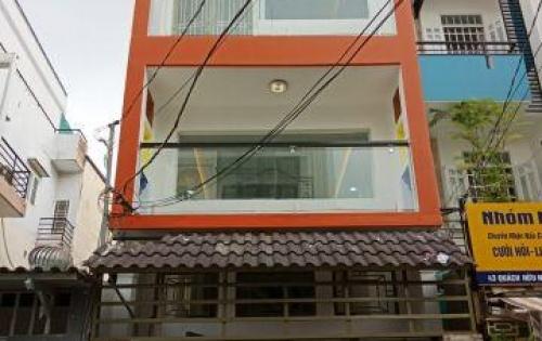 Kẹt tiền bán gấp căn nhà mặt tiền đường Quách Hữu Nghiêm tân Phú trước tết
