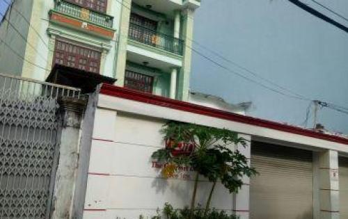 Nhà DT lớn Hẻm Xe Tải Nguyễn Cửu Đàm, P Tân Sơn Nhì, dt 12x24m, giá 25 tỷ