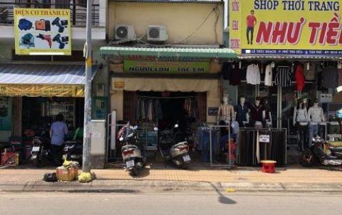 Bán nhà MTKD sầm uất Trương Vĩnh Ký, 4mx18m, 1T, 2 lầu, 13.5 tỷ, P. Tân Thành, Q. Tân Phú