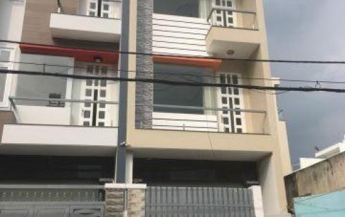 Nhà mới đón tết MT Lê Lâm, khu bàn cờ Họ Lê, dt 4.4x21, đúc 4 tấm, giá 9.4 tỷ