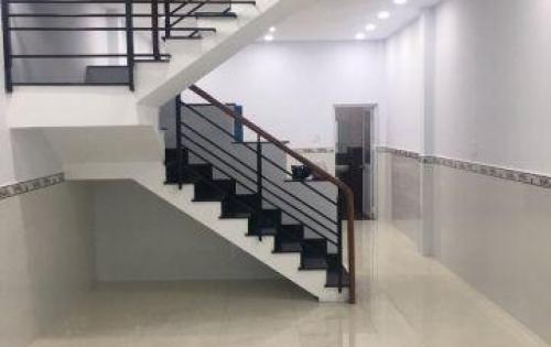 Nhà Đường Lê Thúc Hoạch 4 x 16 nhà 1 lầu gía bán 4,55 tỷ Tl
