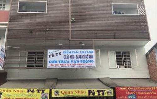 Nhà MTKD Đàm Thận Huy, gần Văn Cao, MT 10m,sâu 4.5m, 3 lầu, giá 8.2 tỷ,kinh doanh ăn uống rất tốt