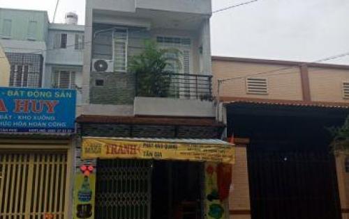 Nhà chính chủ MTKD đường Trịnh Đình Trong P Hòa Thạnh dt 4.1mx18m giá 8.65tỷ,