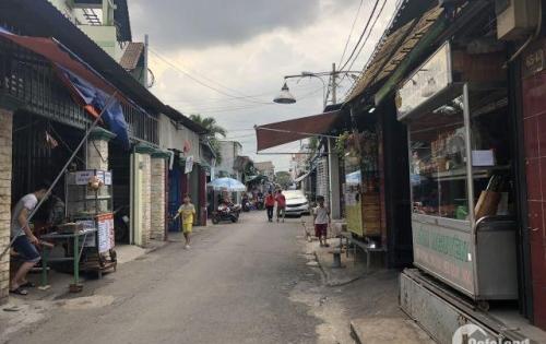 Cần bán nhà mặt tiền chợ Linh Xuân, Thủ Đức, dt 8x15, đang cho thuê 25tr/ tháng