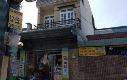 Bán nhà 1 trệt 2 lầu, Lê Thị Hoa, phường Bình Chiểu, tiện KD, giá tốt