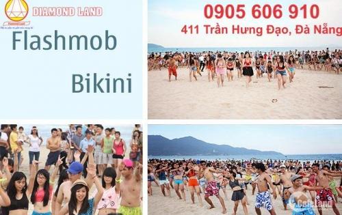Bán 2 lô đôi đất biển đường Đinh Thị Hòa,Đà Nẵng 180 m2 cách đường Phạm Văn Đồng 500m.LH:0905.606.910