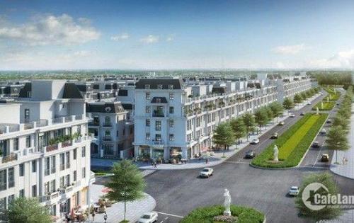 Bán độc quyền dãy shophouse dự án Vinhomes Star City Thanh Hóa mặt Đại Lộ Châu Âu NQ6-42, NQ6-37, NQ6-48A. LH: 0934 636 282