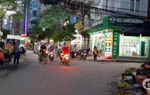 Bán nhà mặt phố Thanh Xuân, kinh doanh vỉa hè, 90.5m2, MT 4.7m, 10 tỷ