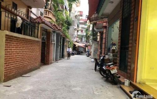 Lô góc, ngõ như phố 2.5m, 6 tầng-Kim Giang, chỉ 2.2 tỷ