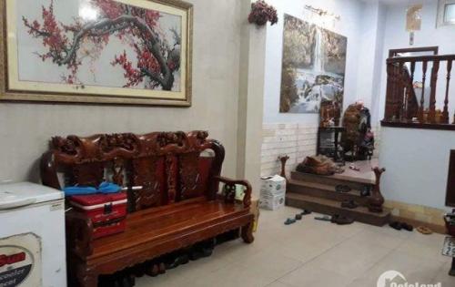 Nhà đẹp Thanh Xuân, 4 tầng, 33m, mt 4.8m, ngõ thông, cạnh hồ, chỉ 2.55 tỷ