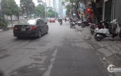 Cần bán nhà mặt phố trung tâm Quận Thanh Xuân – Kinh Doanh - Ô tô đỗ trước cửa – 11,8 tỷ.