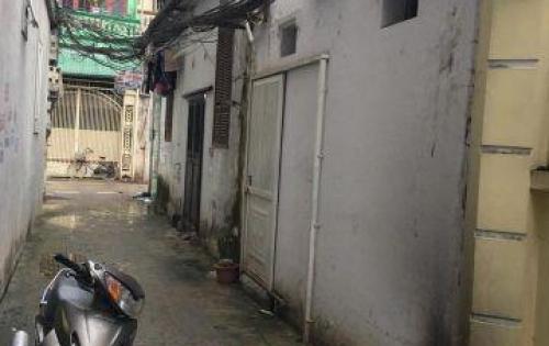 Bán nhà Thanh Xuân ngõ 33 Cự Lộc 6.3 tỷ, 50m2.oto đỗ