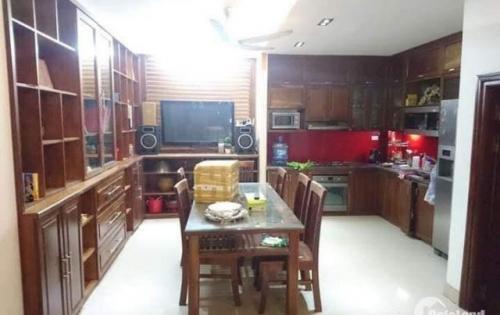 Bán nhà ở Hoàng Văn Thái, DT 75m2, MT 5m, 4 tầng, Gara, giá 13.3 tỷ (LH: 0982489445).