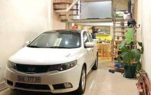 Bán nhà 30m2 x 5,5T, Phan Đình Giót, ô tô vào nhà, giá 4,3 tỷ