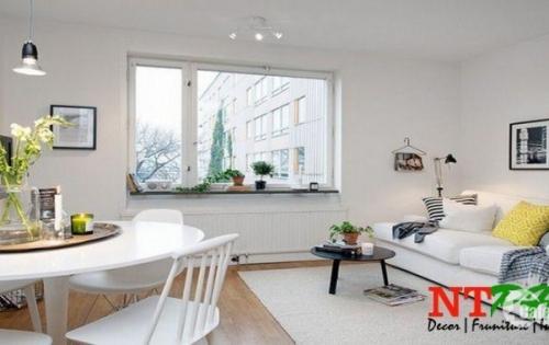 Bán căn hộ 80m2, chung cư CT2B Nam Cường, full nội thất