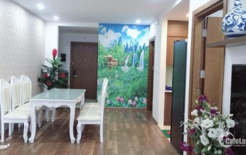 Bán căn hộ goldmark city, 2 ngủ, ban công Đông Nam, full nội thất