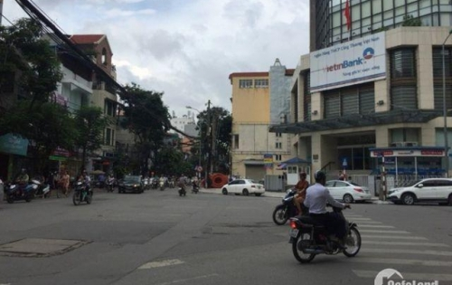 Bán nhà mặt phố Trần Cung , Bắc Từ Liêm 100m2, mặt tiền 5m , giá 12 tỷ.Mặt phố kinh doanh.