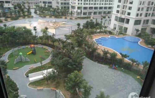 căn 89m2 ban công Nam view bể bơi, quảng trường, full nội thất hot nhất dự án An bình city