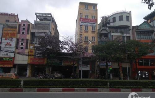Bán nhà đất mặt phố kinh doanh đường Lê Lợi tp.Vinh.Giá 27 tỷ