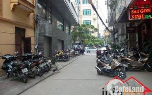 Cho thuê nhà phố Giang Minh 40m2x7 tầng 27tr/tháng